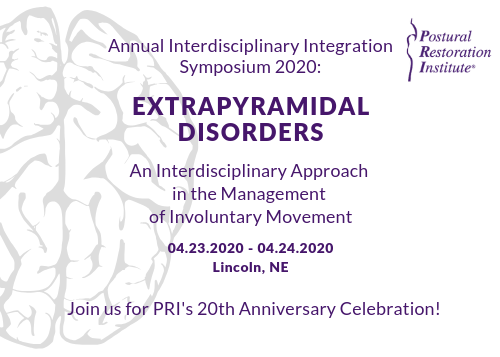 Interdisciplinary Integration Symposium 2020 - Postural Restoration Institute