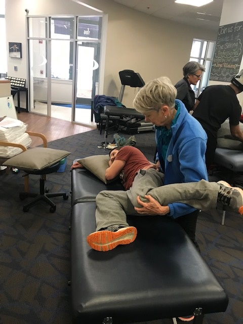 PRI Myokinematic Restoration Course Demonstration