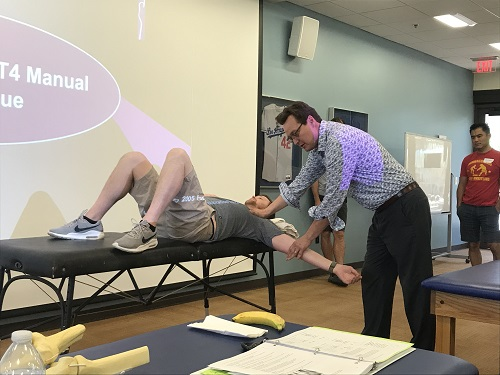 Postural Respiration Primary Course, Postural Restoration Institute